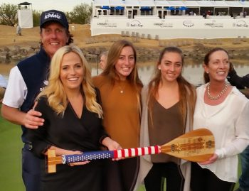 Phil and Amy Mickelson Gift $200,000 to Special Operations Warrior Foundation