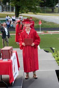 Diesing, Cole Graduation