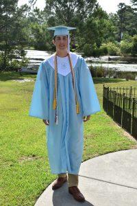Fernandez, William Graduation Cap