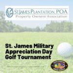 St. James Military Appreciation Day Golf Tournament